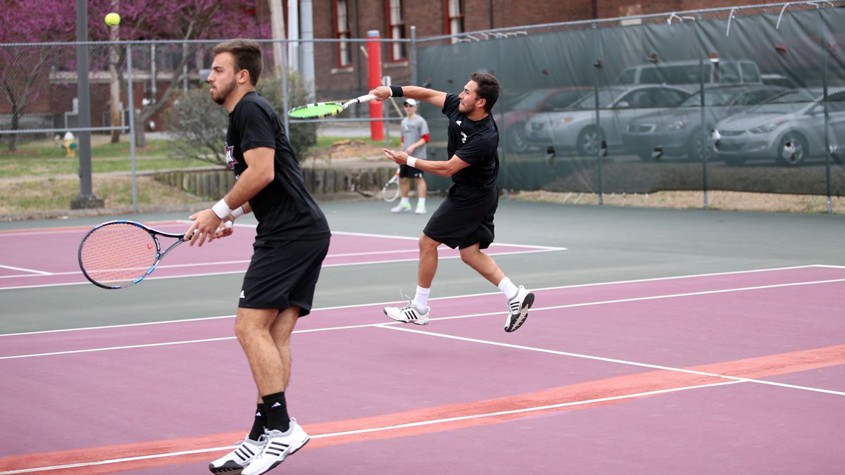 Doubles tandem picks up victory at ITA Cup