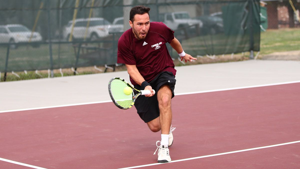 Men's tennis claims road wins at Georgetown, Shawnee State
