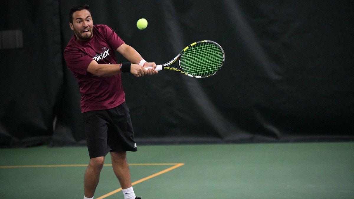 Men's tennis falls to the Cumberlands