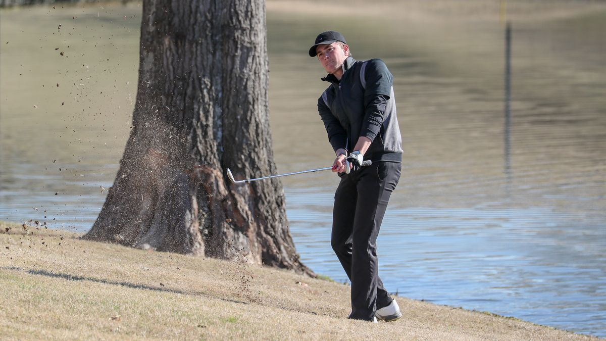 Men's golf third at Bryan College Invitational