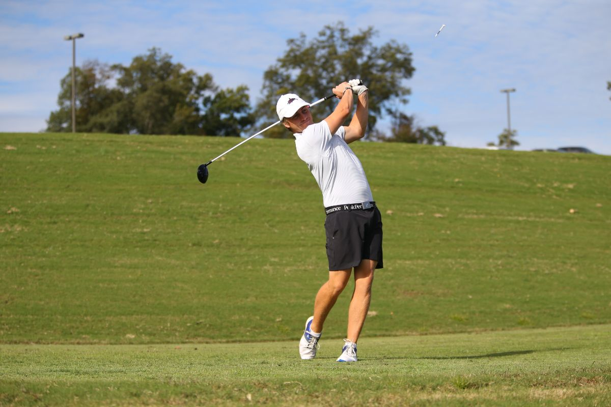 Steeger named to MSC Men's Golf Champion of Character Team