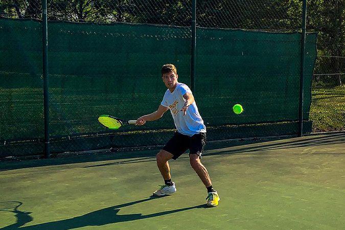 Men's Tennis signs Slovenia's Slapnik Trost