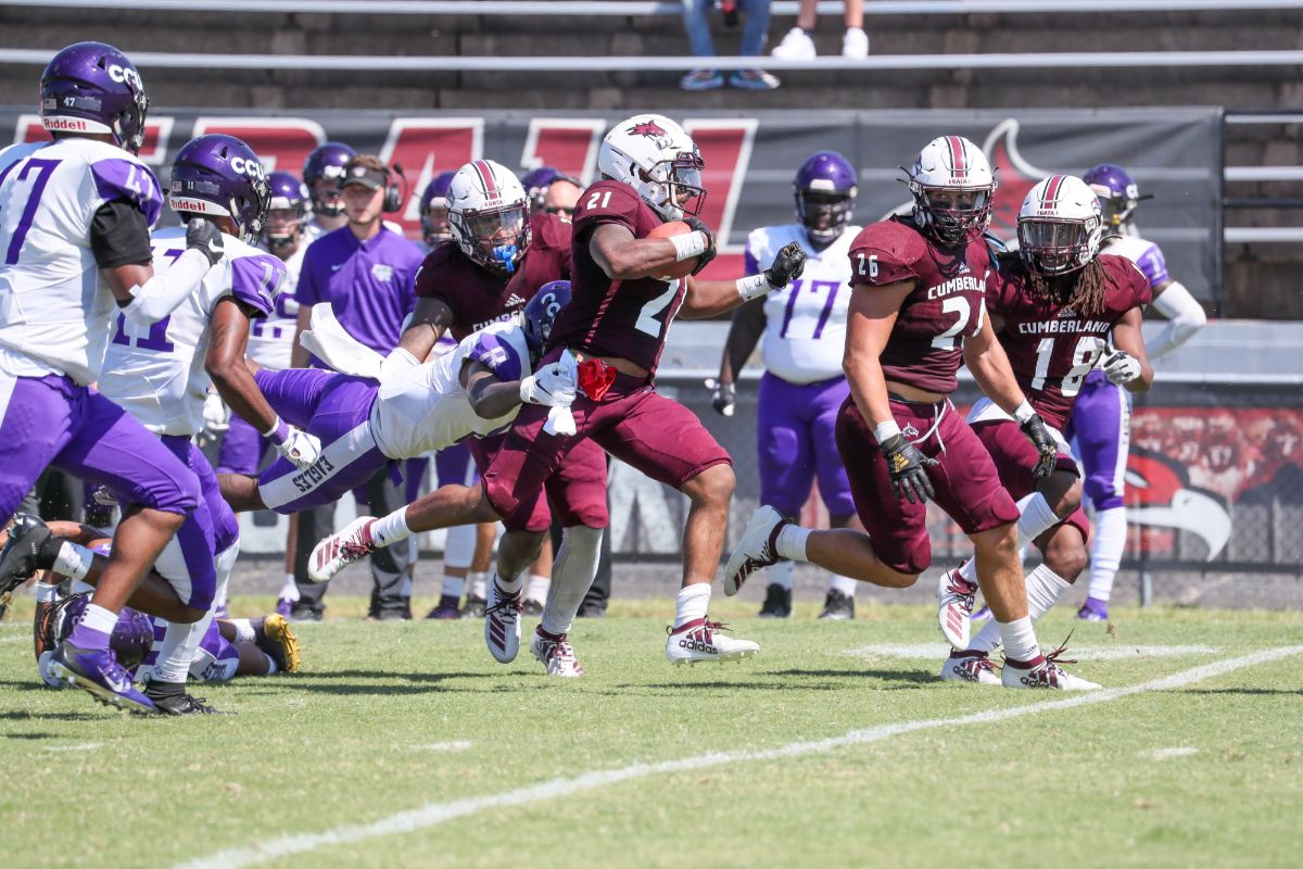 Phoenix football ranked 25th in NAIA Coaches' Poll