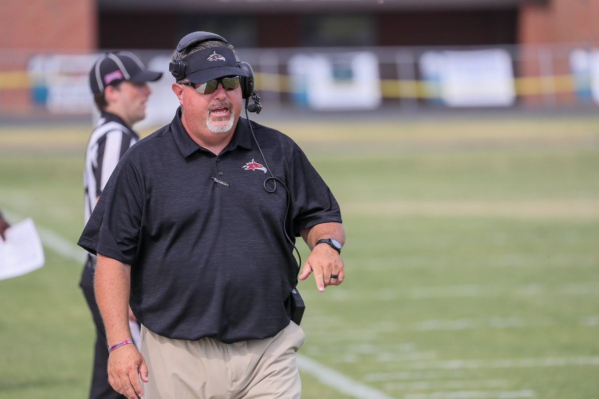 Mathis named Head Coach of East Team in Senior Football Classic