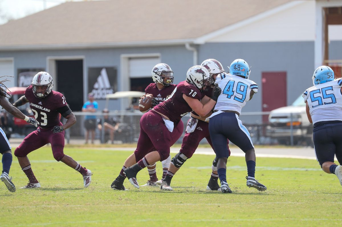 Six football players garner All Mid-South Conference Accolades