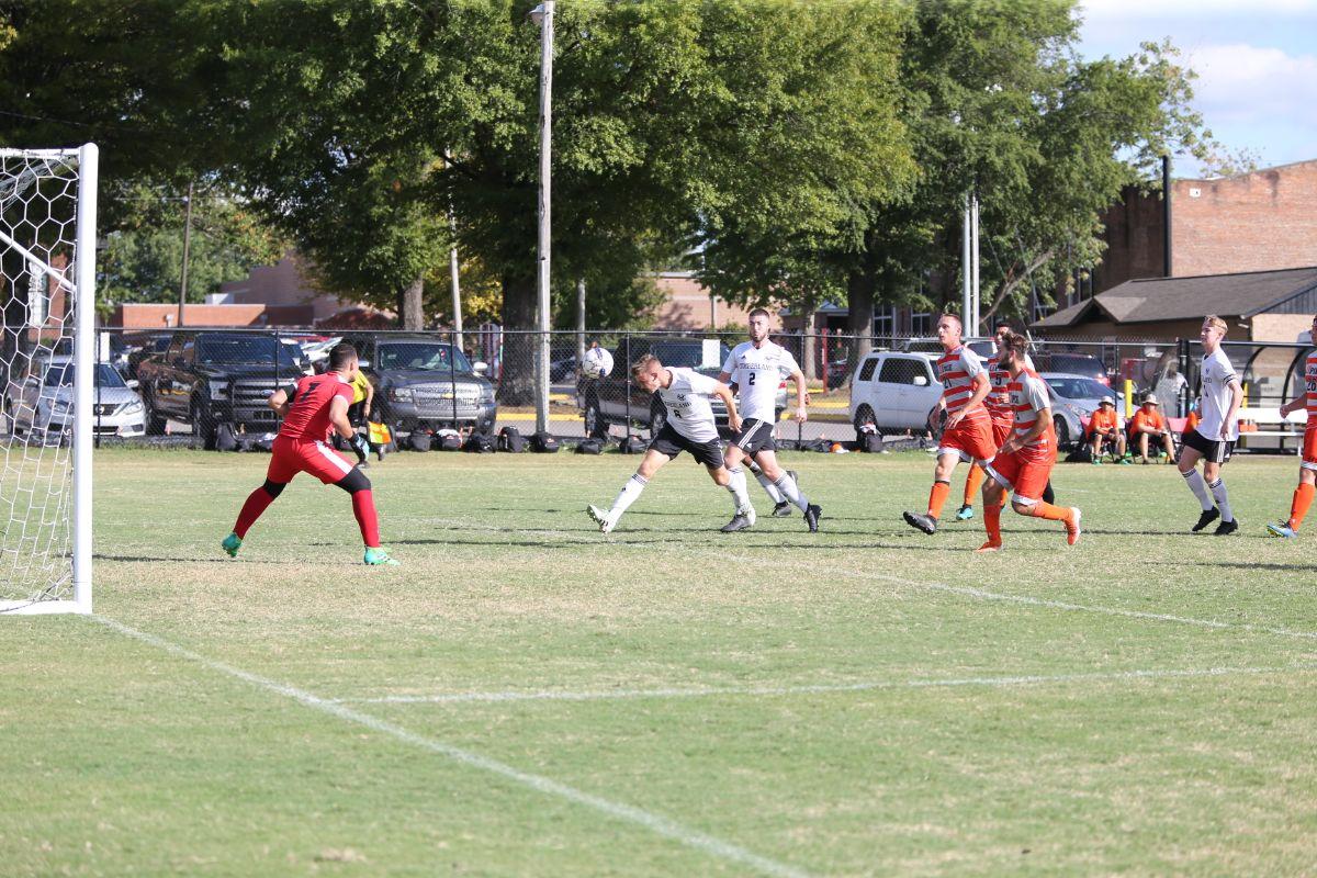 Phoenix shutout Pikeville, 3-0