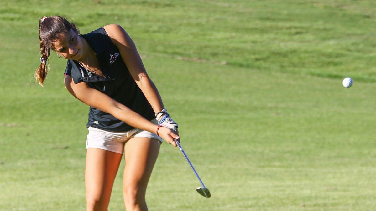 Pilar Scenna paces CU women's golf at Georgetown