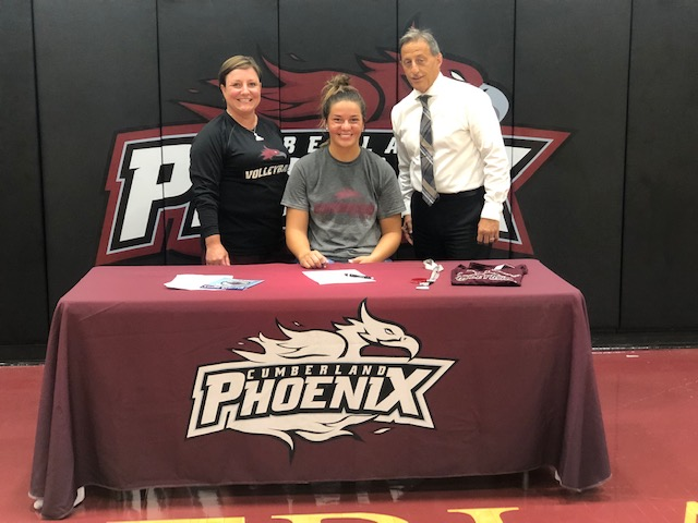 Gardner Signs with CU Volleyball