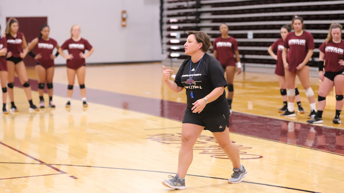 Women's Volleyball picked Fifth in MSC Preseason Polls
