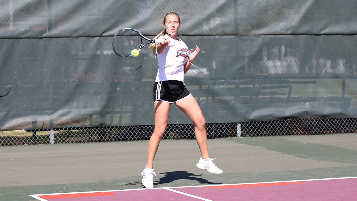 Two doubles, one singles reach finals for Phoenix tennis