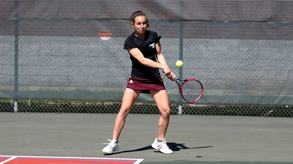 Four Women's Tennis players named Academic All MSC