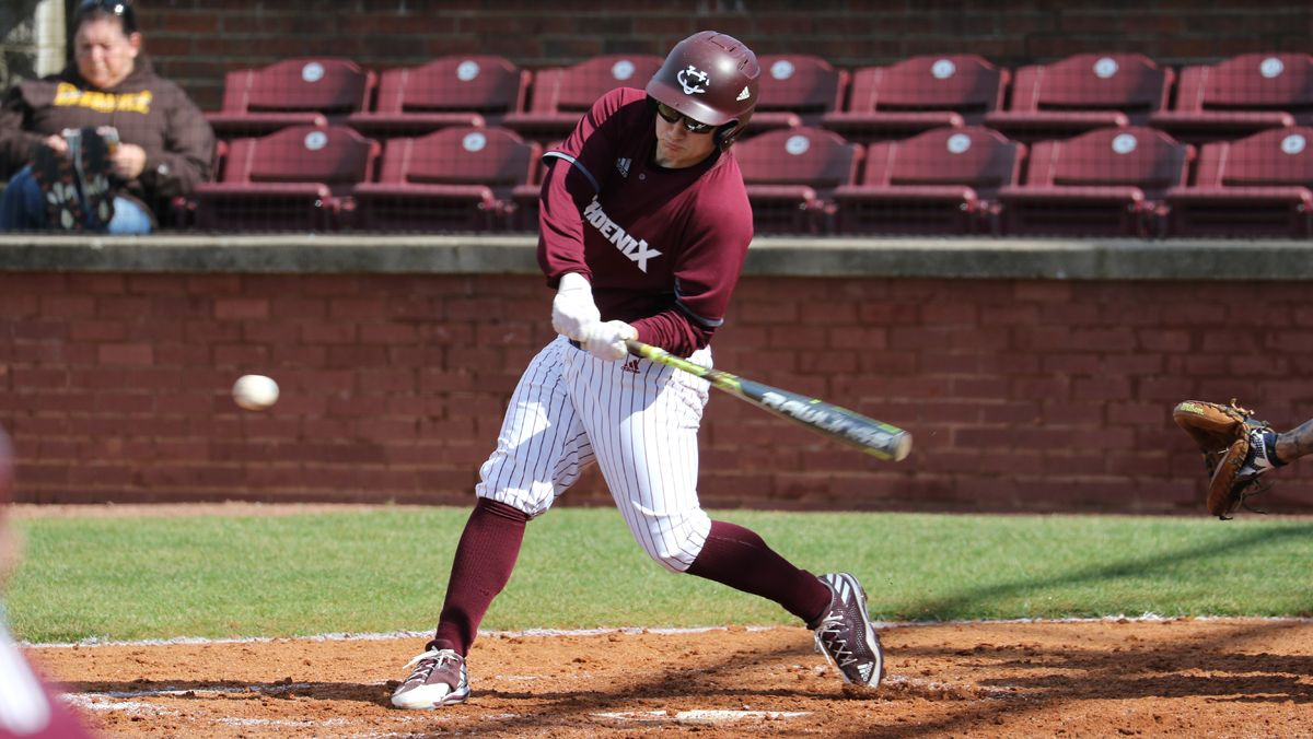 Blackwell posts three hits, four RBIs in CU split with St. Francis