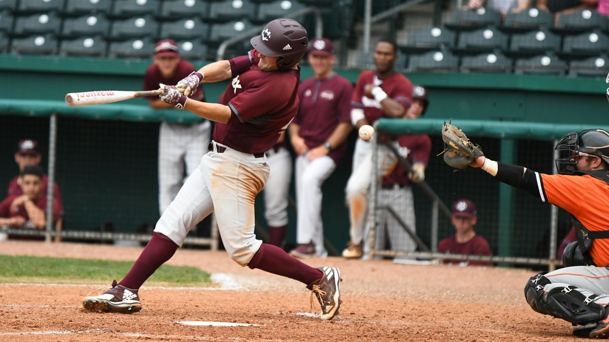 Baseball drops 7-2 decision to Georgetown