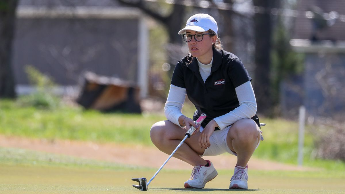Women's golf fourth after day one of SCAD Atlanta Invitational