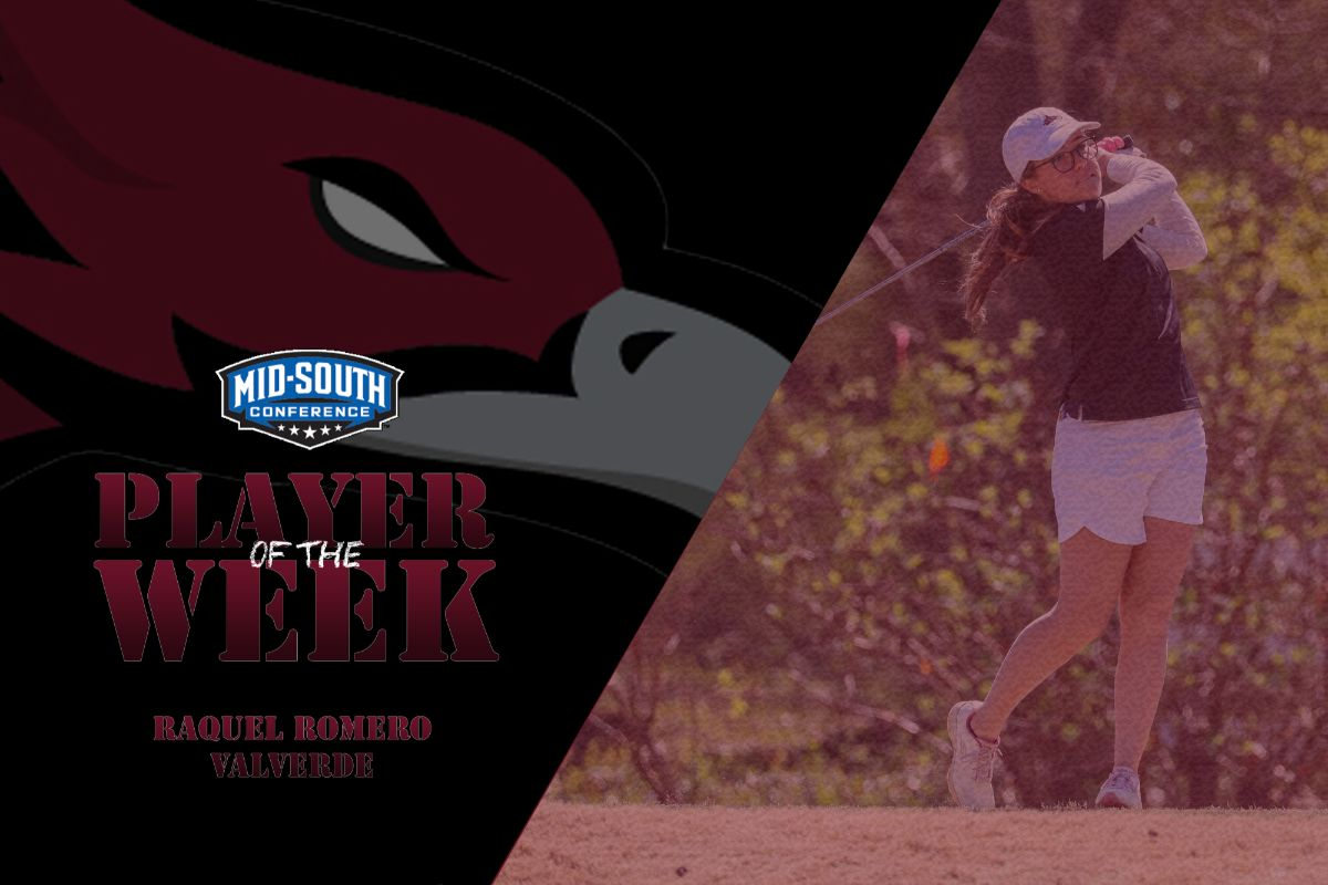 Valverde named Mid-South Women's Golfer of the Week