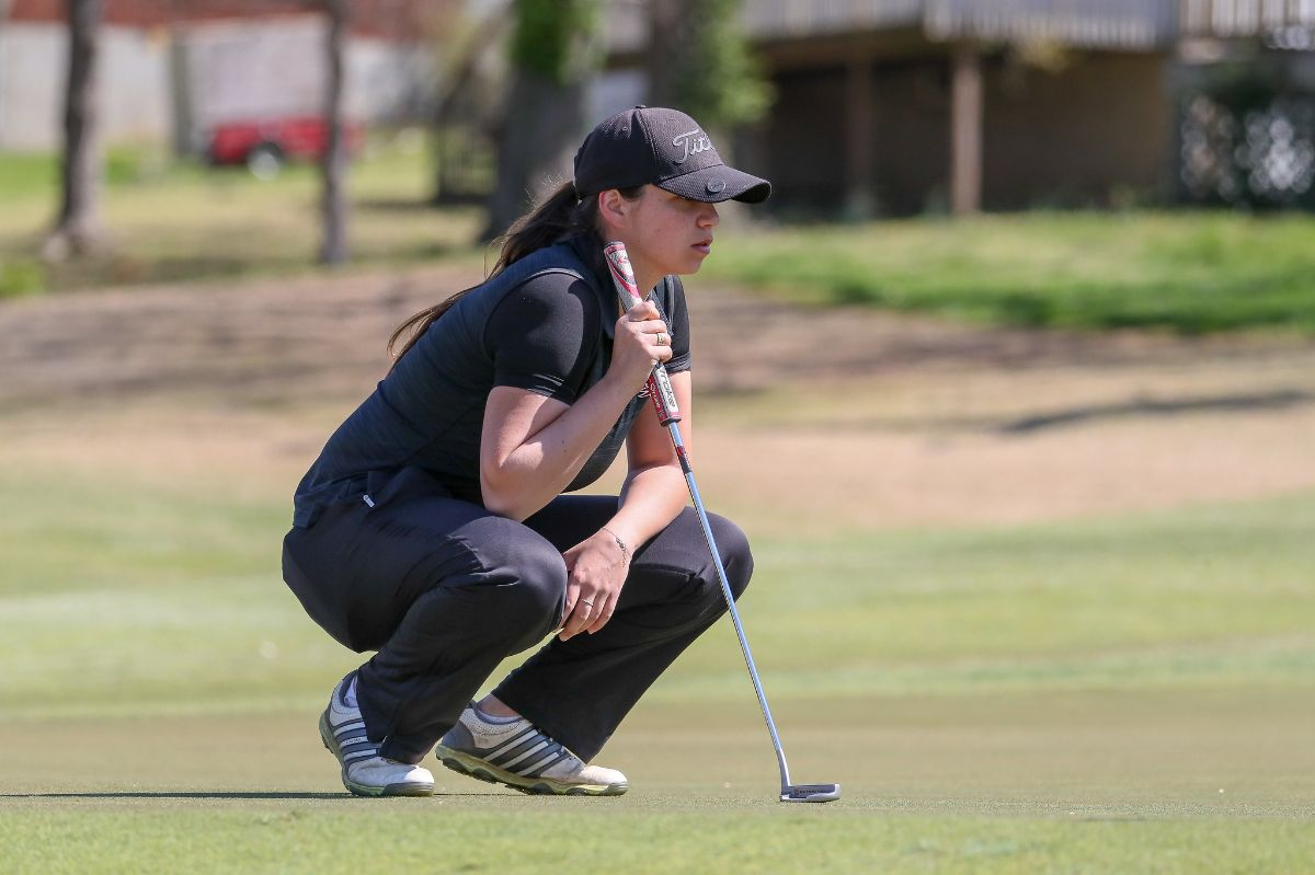 Women's Golf in second place after day one of MSC Fall Championship