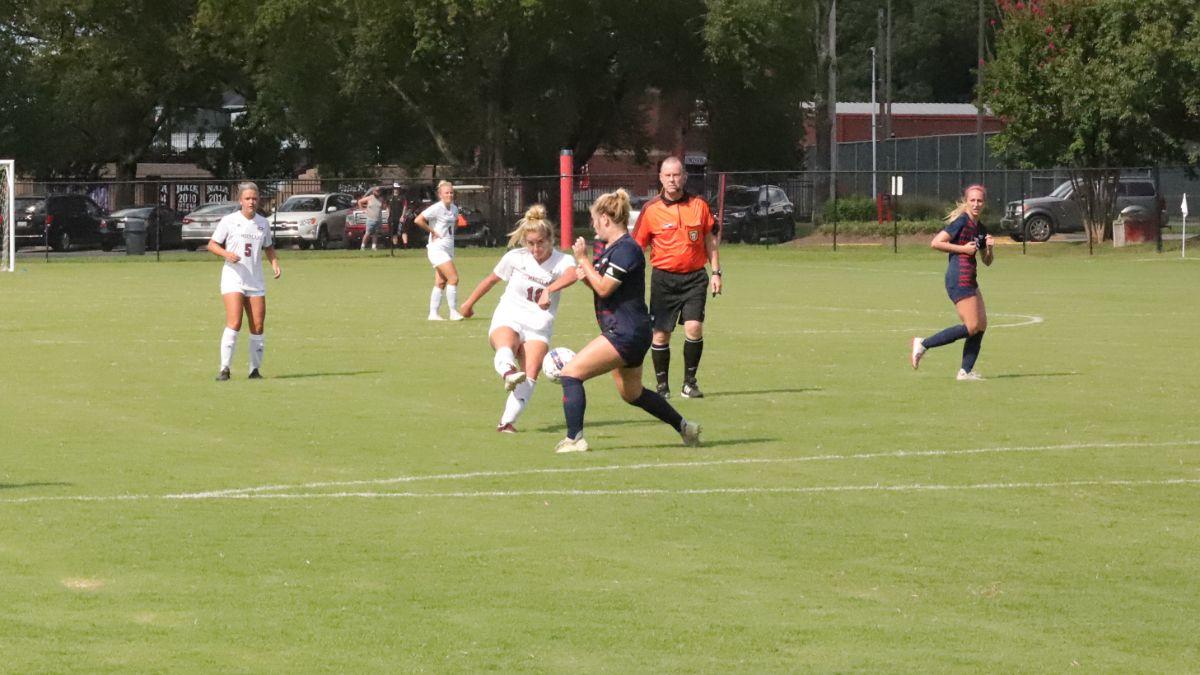 Women's Soccer shuts out RV MidAmerica Nazerene