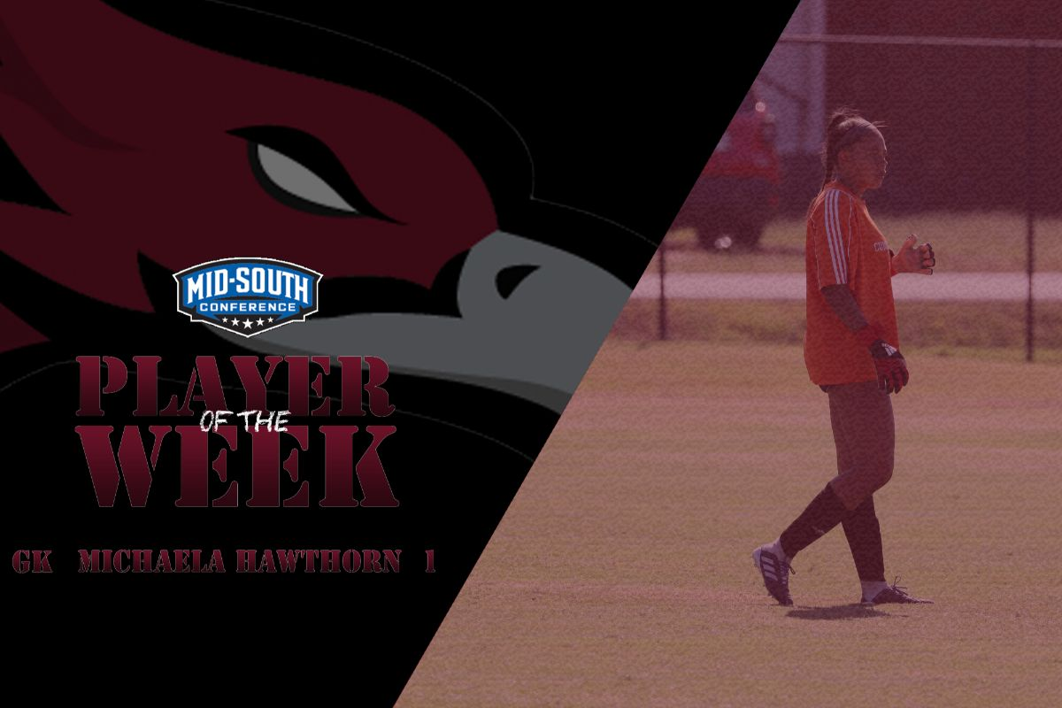 Hawthorn garners MSC Defensive Player of the Week