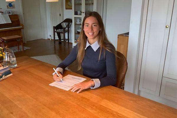 Women's Soccer signs Gessner a Midfielder from Germany