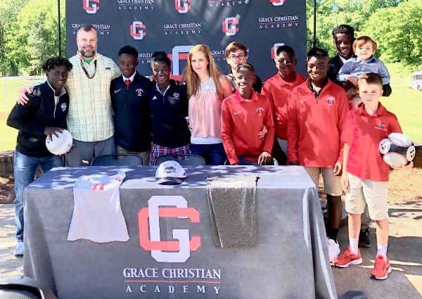 Women's Soccer adds Grace Christian Academy's Jones