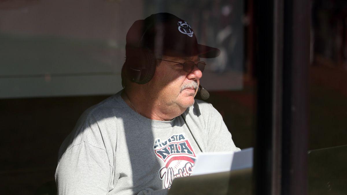 Baseball radio broadcast schedule includes 42 regular season games