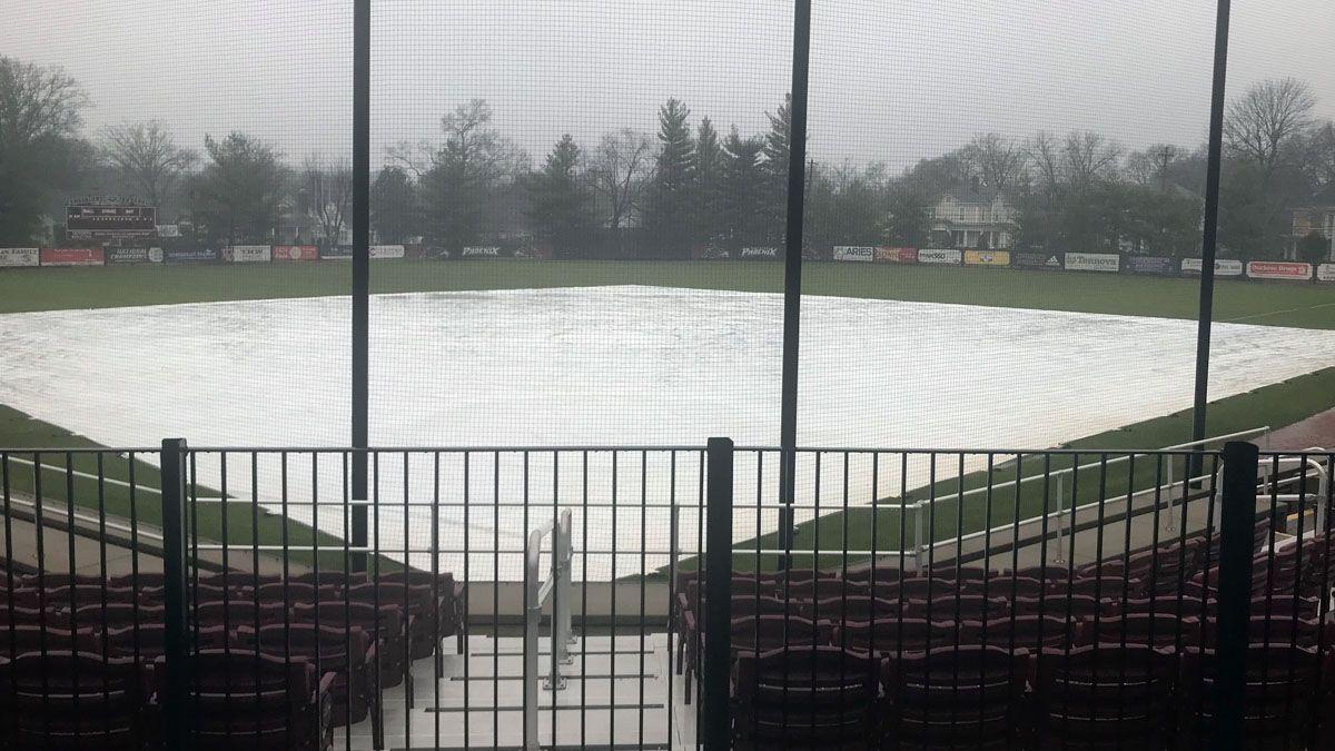 Sunday baseball, softball games canceled