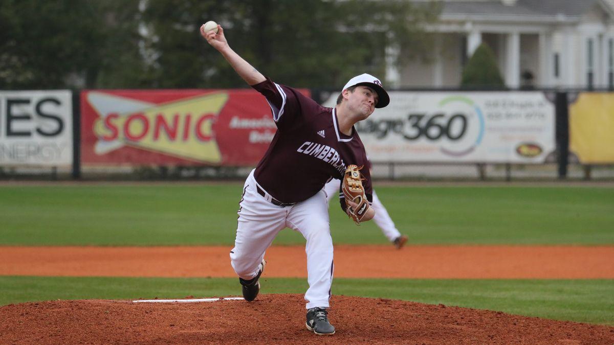 Baseball holds off Martin Methodist, 6-5