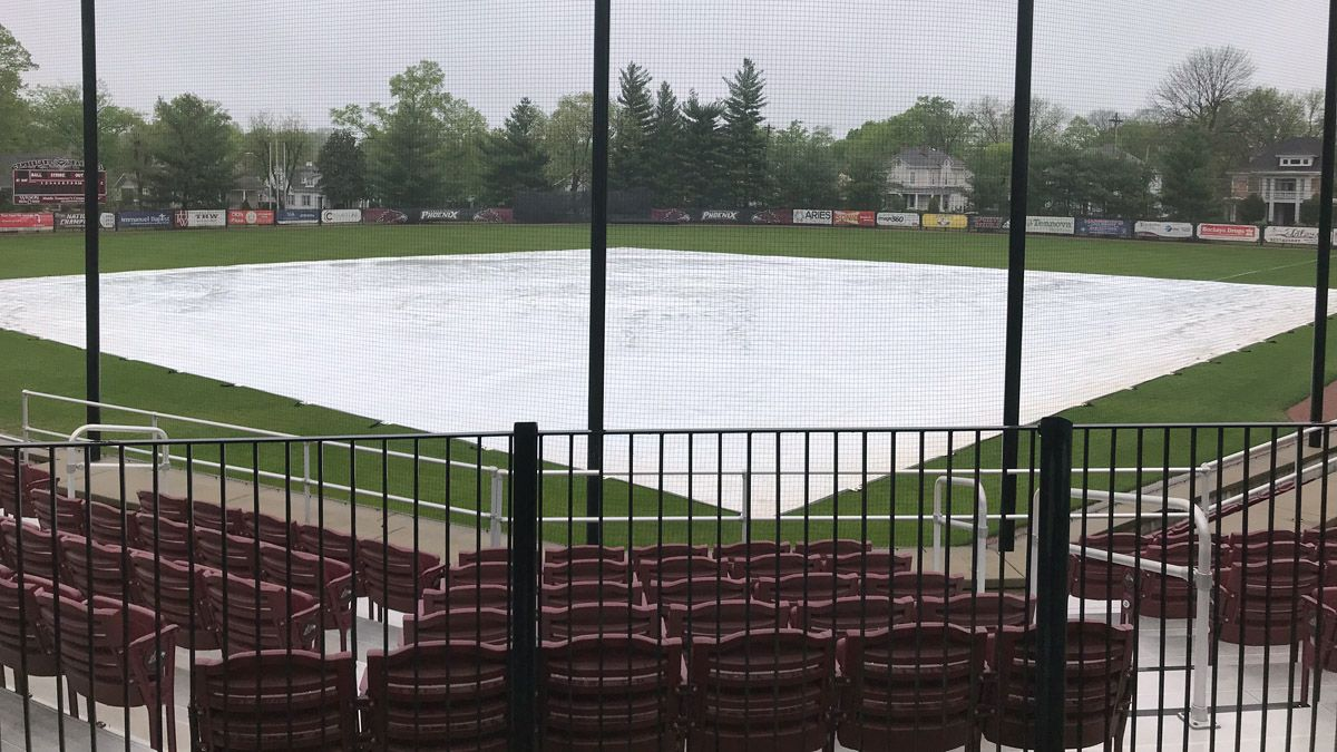 Friday baseball game canceled