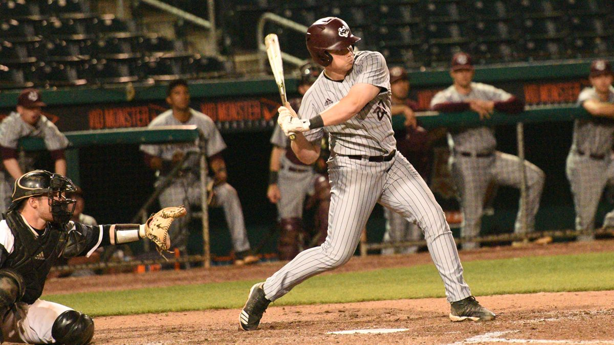 Schmidt drives in four in 8-4 CU victory