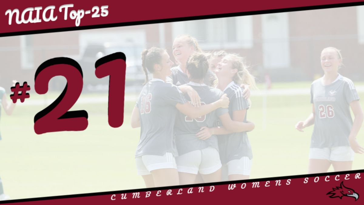 Women's Soccer Ranked 21st in NAIA Polls