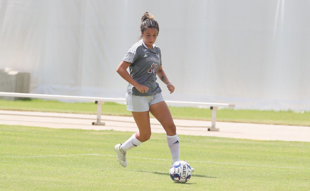 Cumberland Women's Soccer earns dominant 7-1 win over Missouri Baptist