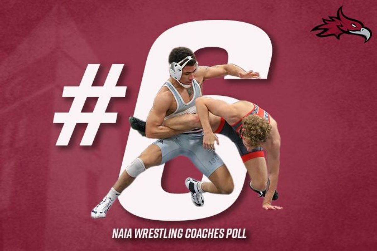 Phoenix Wrestling moves to No. 6 in NAIA Coaches' Poll
