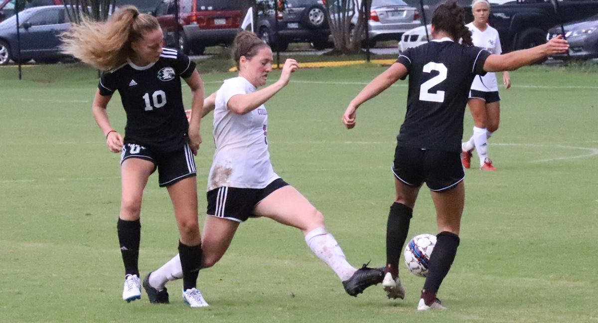 Vetter, Holloway score for CU in 2-0 victory