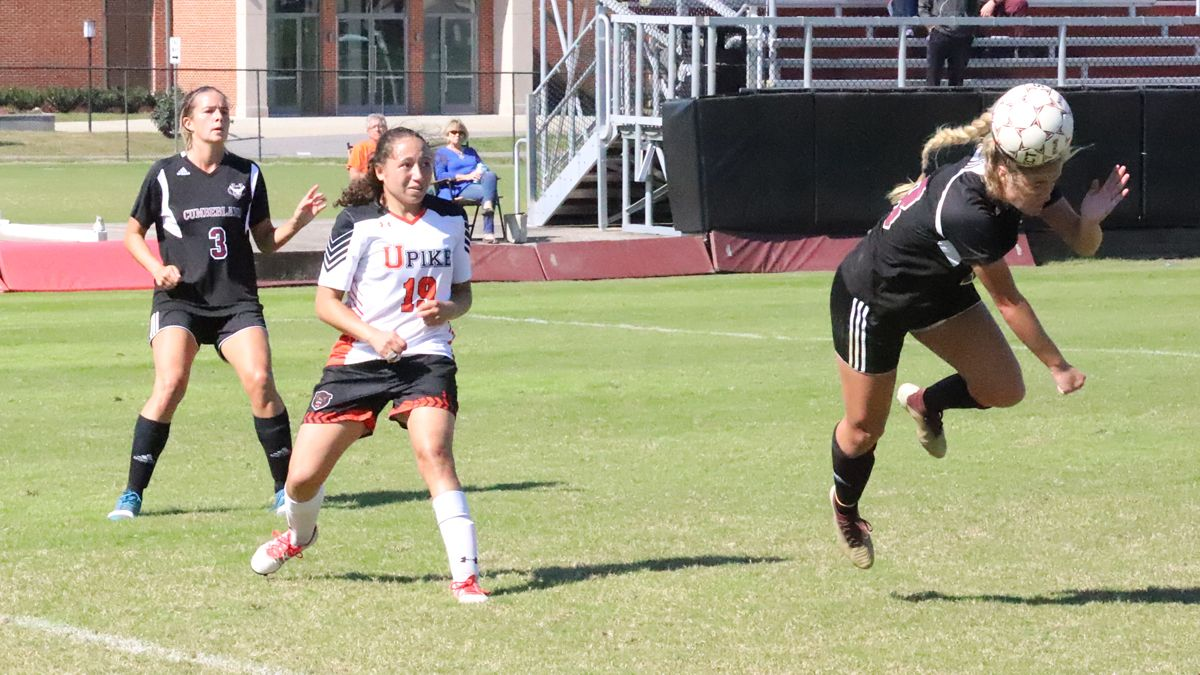 Holloway, Stevens post hat tricks in CU victory