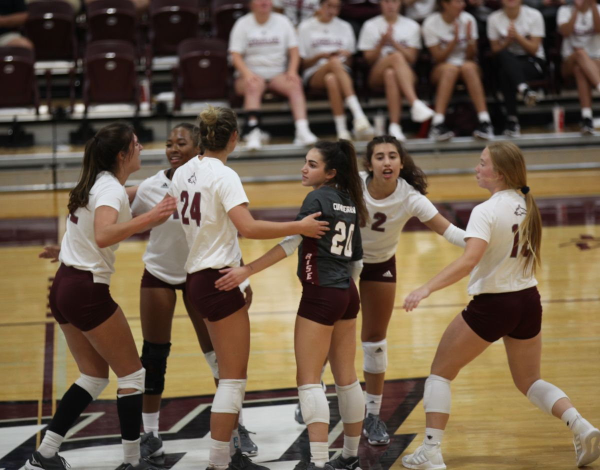 Cumberland WVB earns 3-1 victory over Bryan in home opener