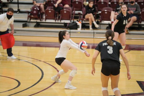 Cumberland WVB falls in five sets to Thomas More