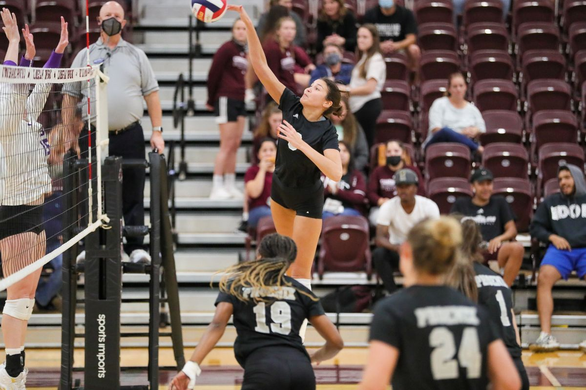 Cumberland WVB earns dominant 3-0 victory over Freed-Hardeman