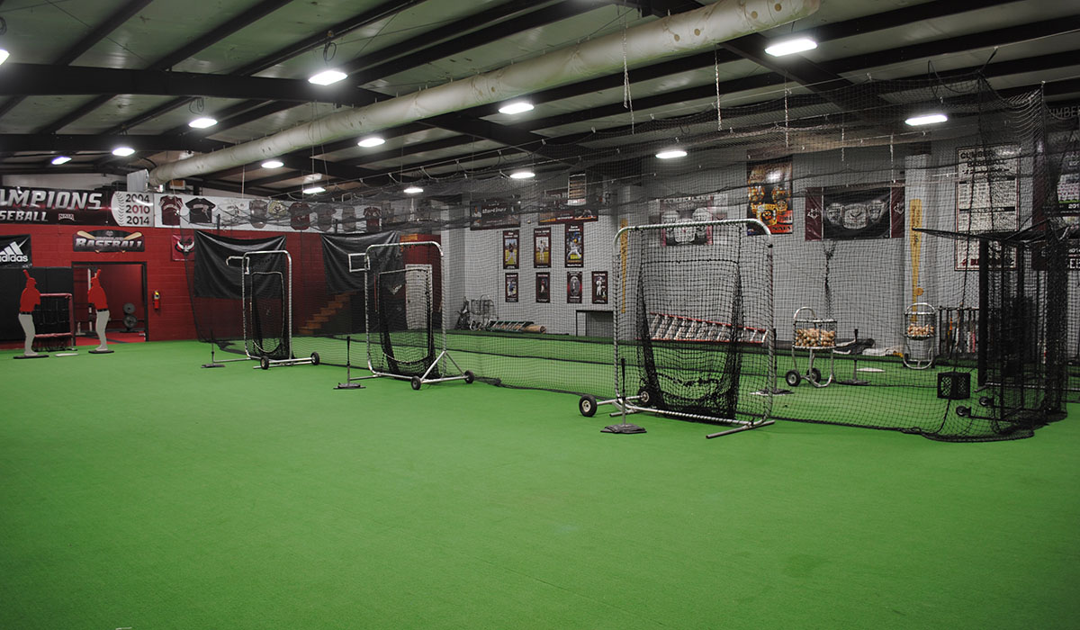 Benton Jennings Indoor Facility Picture 1