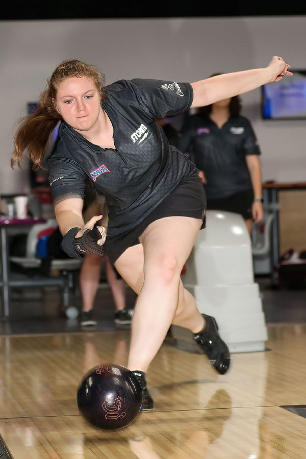 Cumberland Women's Bowling finishes 11th at Baker Shootout
