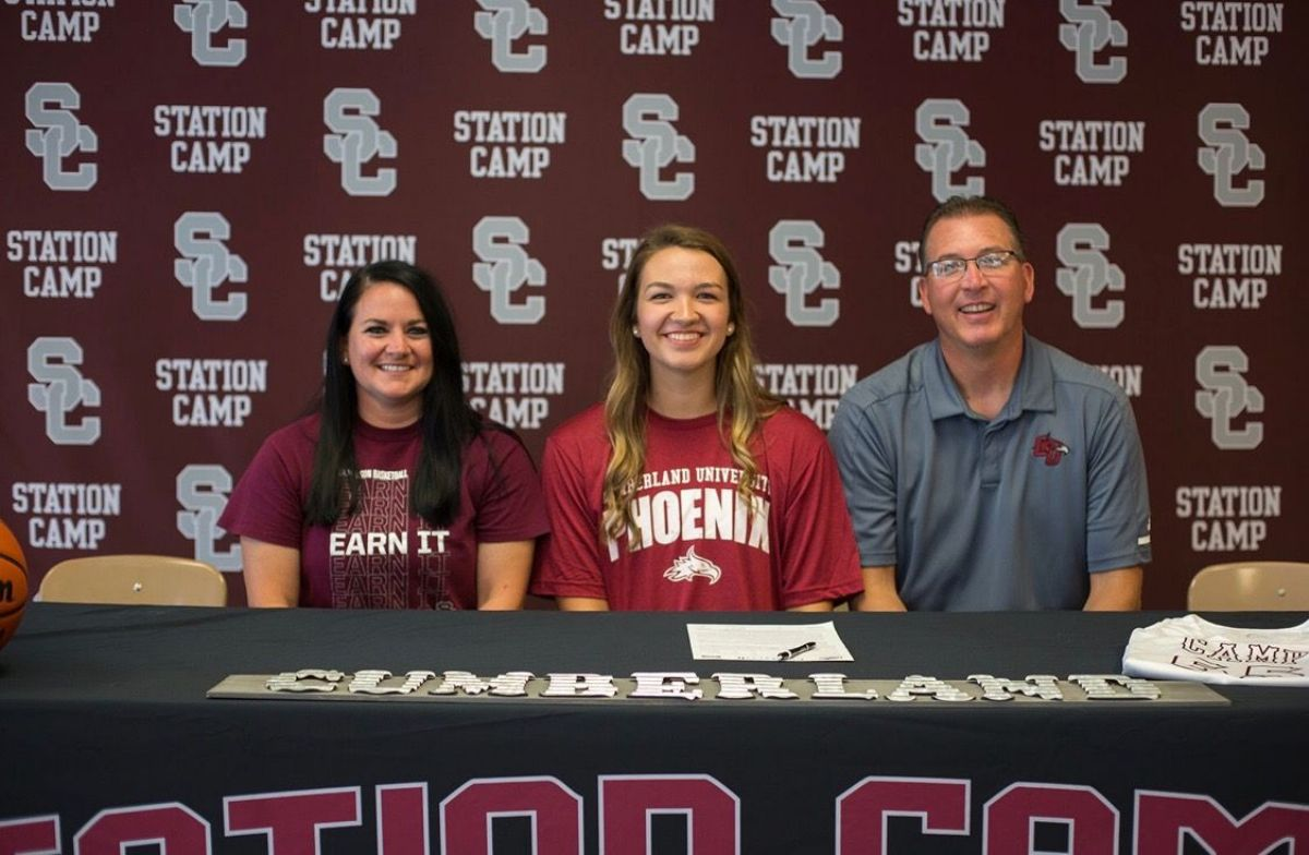 Women's Hoops signs Eubank from Station Camp