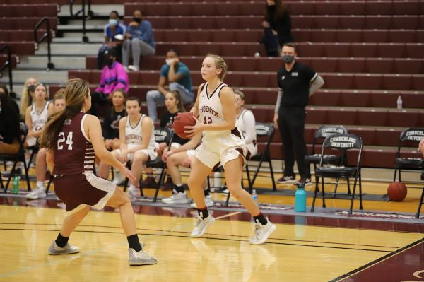 Cumberland Women's Basketball Downs Freed-Hardeman in Season Opener 68-61