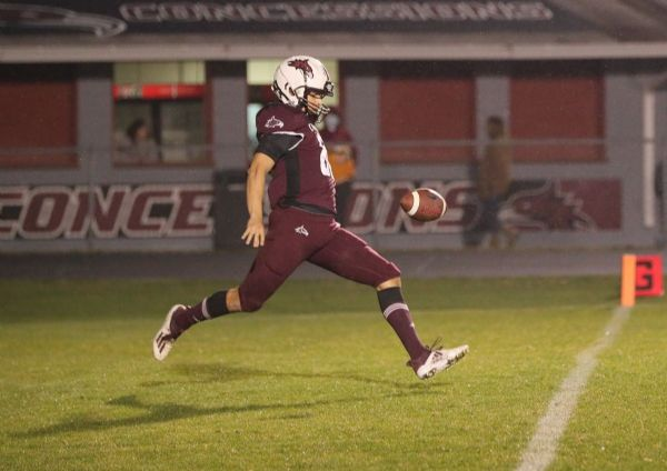 Cumberland struggles on the road, falls to Pikeville 38-13