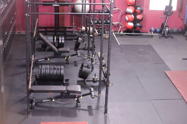 Wrestling Training Center Picture 6