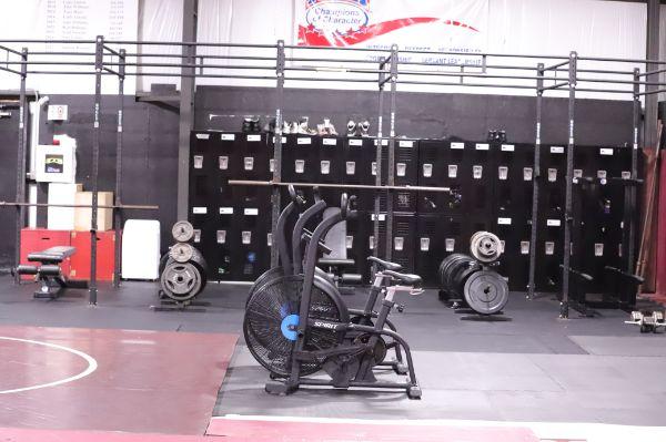 Wrestling Training Center Picture 4