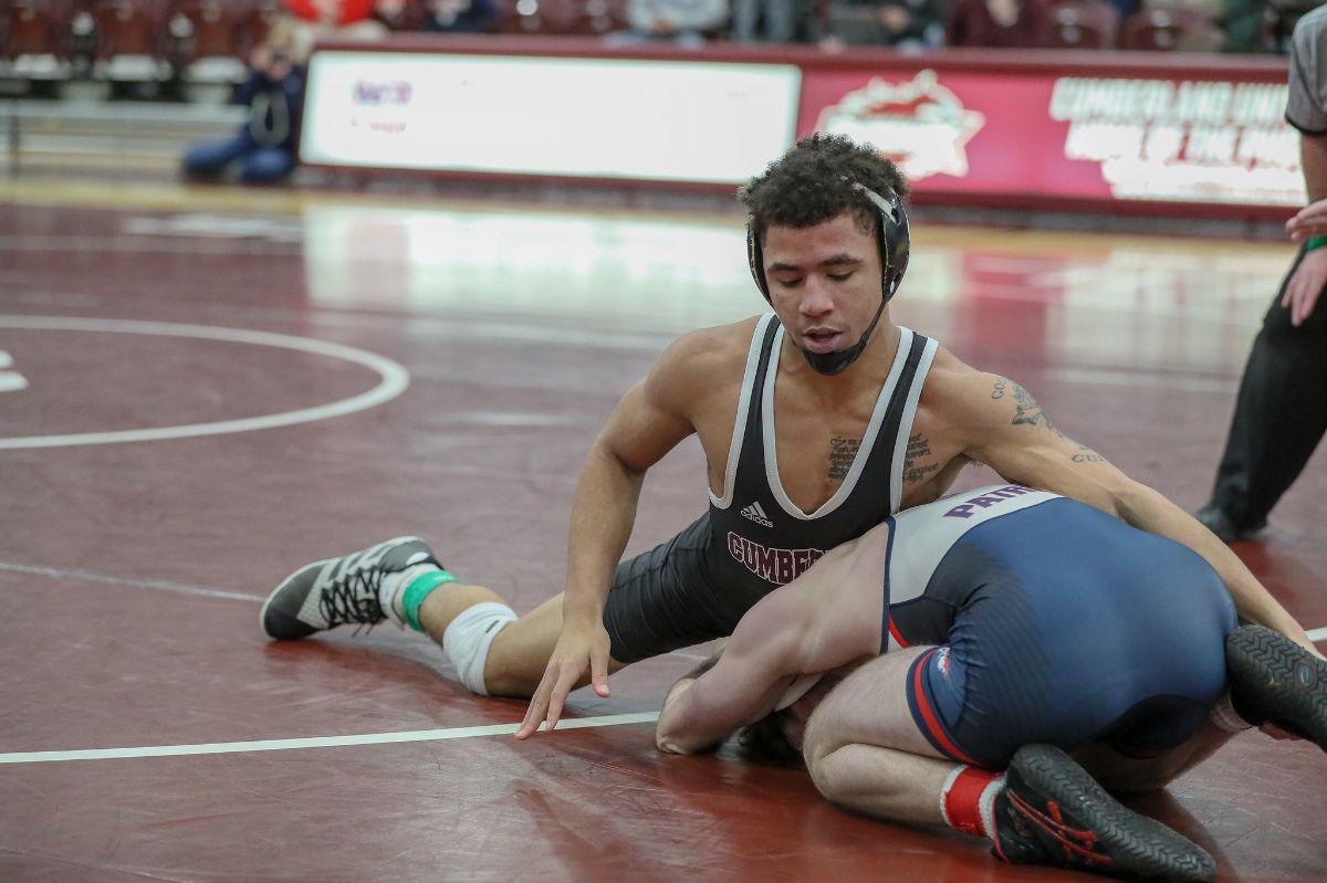Phoenix Wrestling takes win over King University