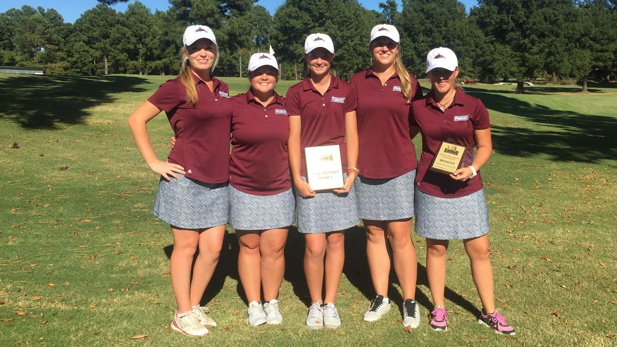 Women's golf tied for 24th in NAIA Coaches' Poll