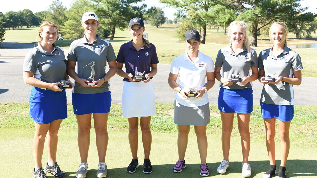 Freshman Raquel Romero Valverde placed second individually to earn All-Tournament honors at the Blue Raider Classic. (Credit Charles Balcom)