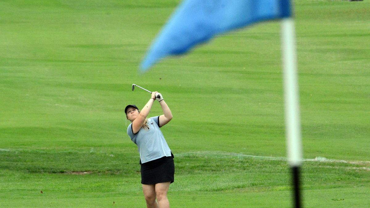 Burgdorf, Stuckey each shoot 80 in halted second round