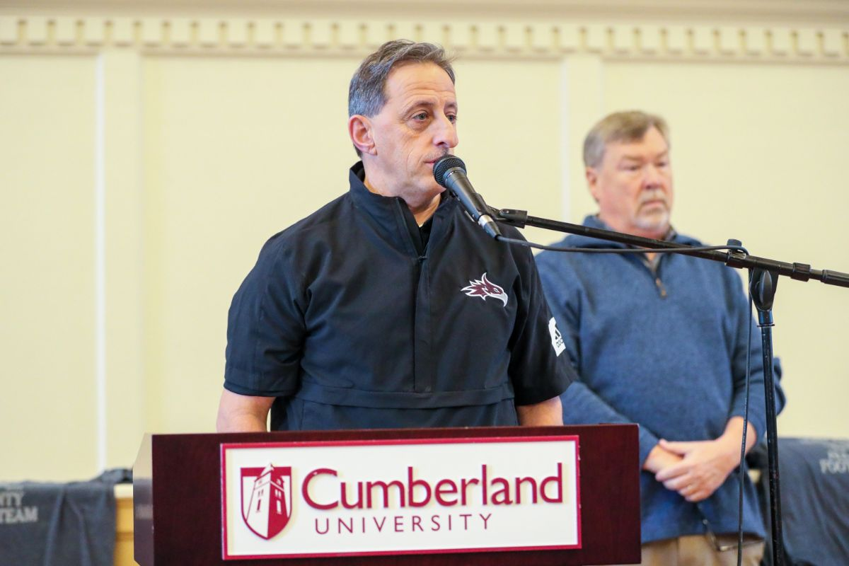 Cumberland University gives Relief to their Student-Athletes