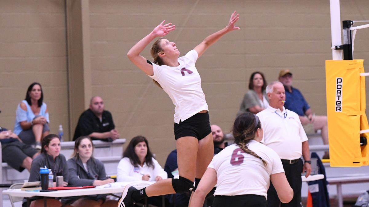 Women's Volleyball wins third-straight tonight at Cumberlands